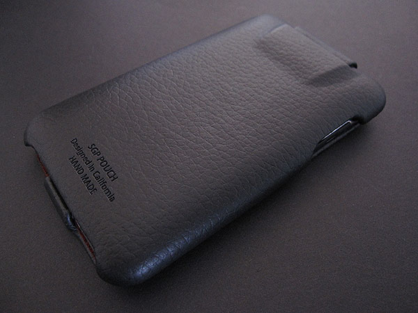 First Look: United SGP Corp. Illuzion + Valencia Folder Pouches for iPod touch 2G