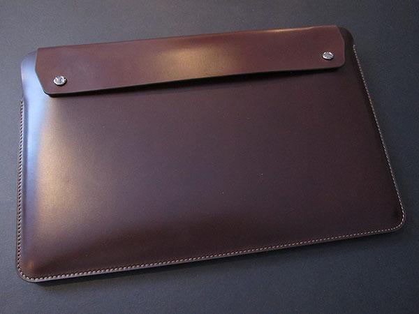 "MacBook Air 11"" Gets An Envelope Case: United SGP's Gariz Edition Leather Pouch 4"