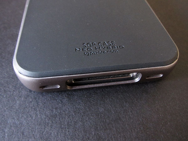 First Look: United SGP Neo Hybrid Matte for iPhone 4