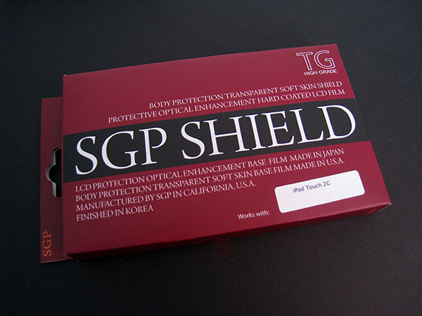 Review: United SGP Corp. SGP Shields for iPod nano 4G + iPod touch 2G