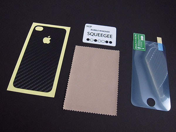 First Look: United SGP Skin Guard for iPhone 4