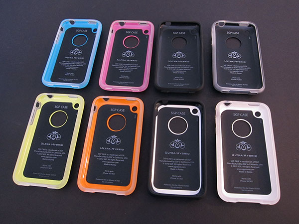 First Look: United SGP Ultra Hybrid Case for iPhone 3G/3GS