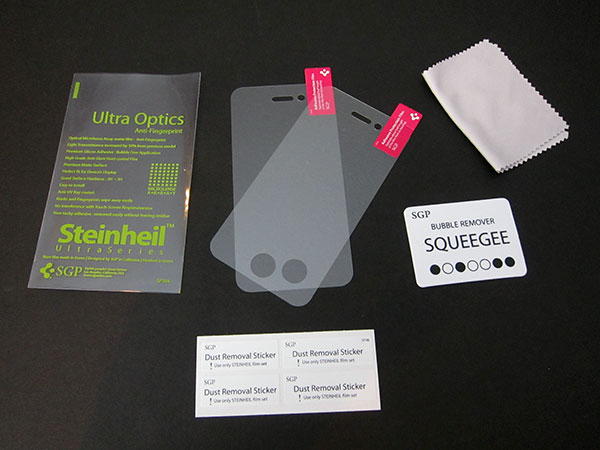 First Look: United SGP Steinheil Ultra Optics for iPhone 4