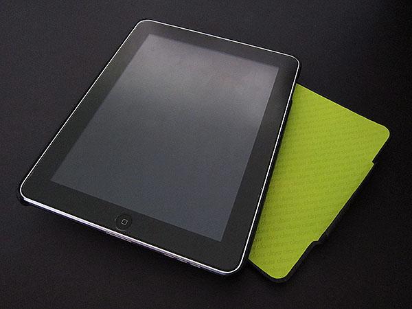 First Look: Vaja iVolution Top for Apple iPad