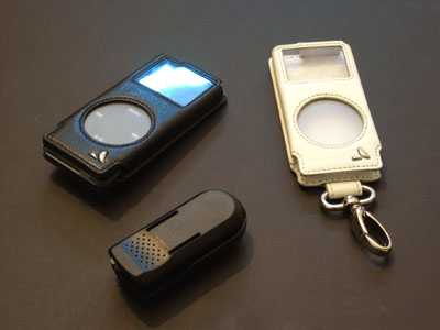 Review: Vaja Classic AP161 and AP171 for iPod nano