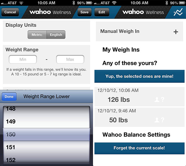 Review: Wahoo Balance Smartphone Scale