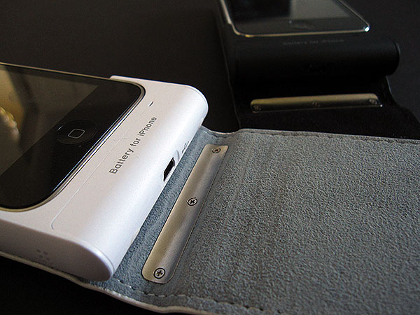 Review: Wellcomm iConnplus Case With Battery for iPhone 3G