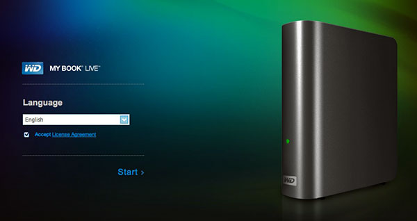 Review: Western Digital My Book Live Home Network Drive