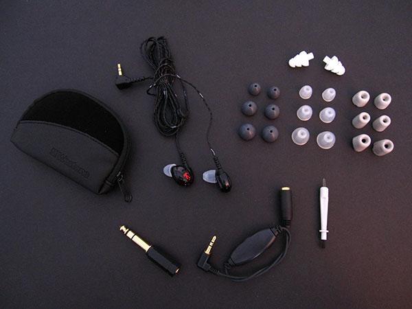 Review: Westone Westone 3 Three-Way Speaker Earphones