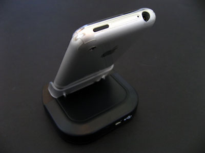 First Look: WirelessGround iPhone USB Sync and Charge Cradle