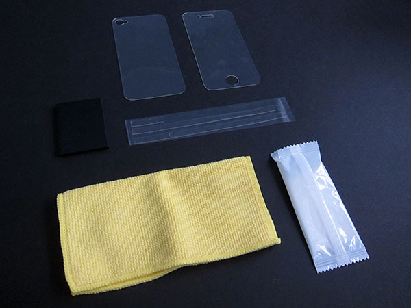 First Look: Wrapsol Ultra Scratch + Clean Screen Protection for iPhone 4