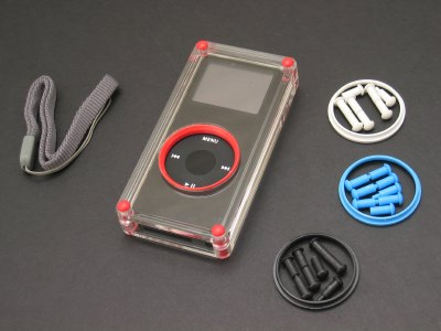 First Looks Xtreme: New nano accessories, Core Cases, and More 8