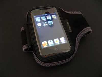 Review: XtremeMac SportWraps for iPod nano 3G, iPhone/iPod