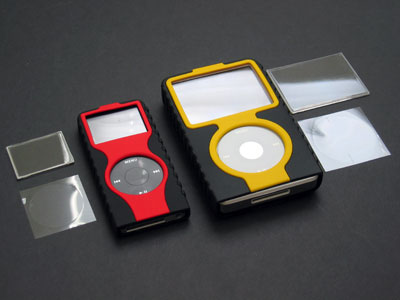 XtremeMac Tuffwrap Accent for iPod video and nano
