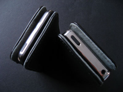 Review: XtremeMac Verona Holster Leather Cases for iPod classic & touch
