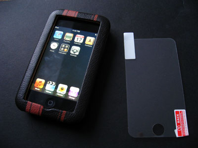 Review: XtremeMac Verona Sleeve Leather Cases for iPod nano, classic & touch