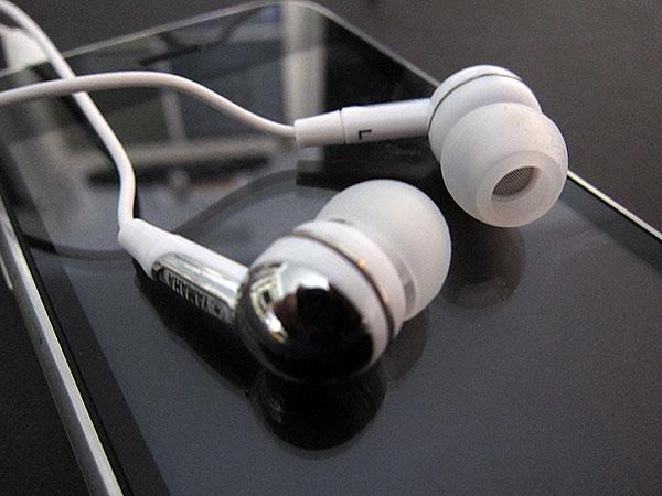 First Look: Yamaha EPH-30 Inner Ear Headphones