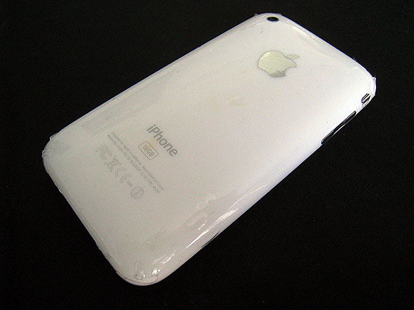 Review: ZAGG InvisibleShield for iPhone 3G