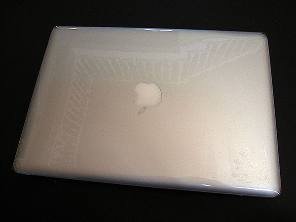 Protecting the Metal MacBook: InvisibleShield, Part 2