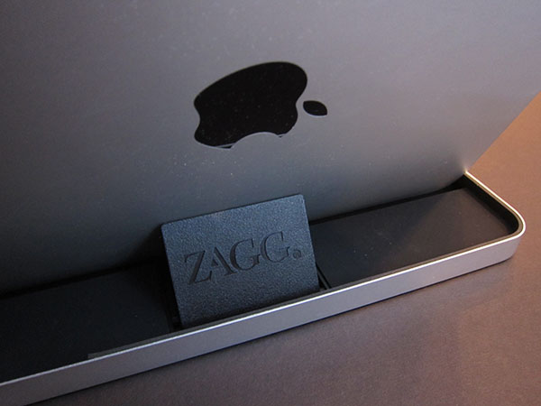 Review: Zagg Zaggmate with Keyboard