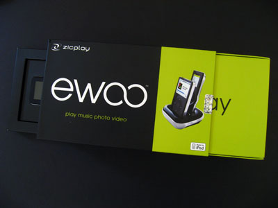 Review: Zicplay EWOO Remote + Audio/Video Dock for iPod