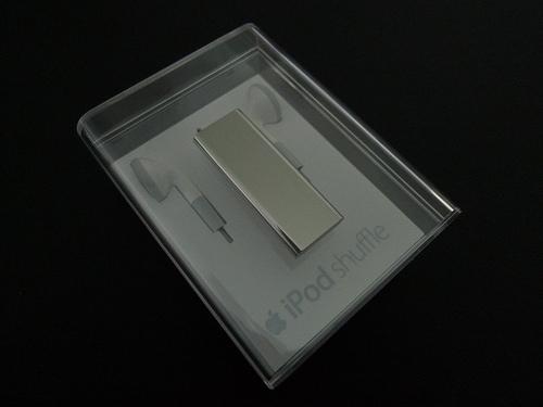Ipod Shuffle 3rd Generation Silver. iPod shuffle (Third-Generation
