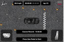 Audi A4 iPhone app