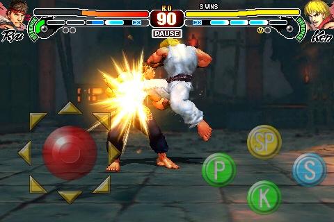 Capcom releases Street Fighter IV
