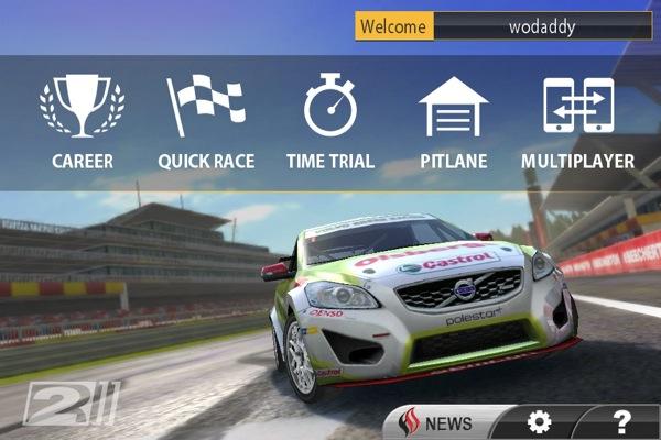 real games online car
