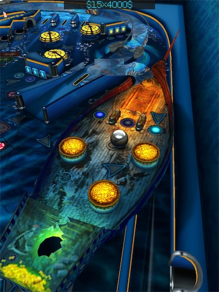 Gameprom releases The Pinball HD for iPad