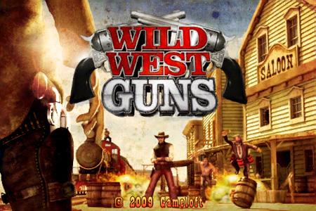 Gameloft - Wild West Guns