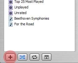 How to create playlists in iTunes