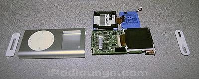 iPod mini autopsy photos