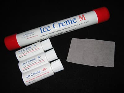 Review: Radtech Ice Creme Version 1 Scratch Remover