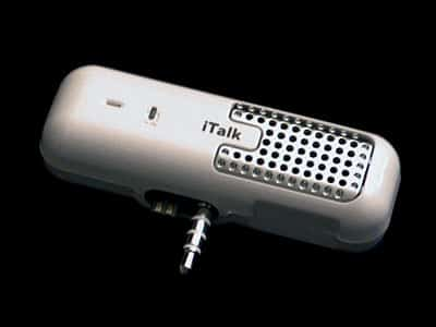 Review: Griffin iTalk Voice Recorder