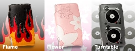 Incase to release Flower, Flame and Turntable mini cases