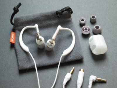 Review: Sony MDR-EX81 Earphones