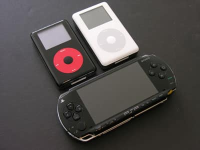 Editorial: Sony's PSP will conquer CES, but not iPod
