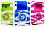 iSkin unveils Wild Sides iPod protectors