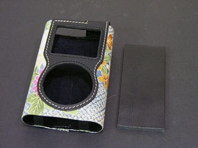 Review: Miyavix Kimono Fashion Cases for iPod and mini