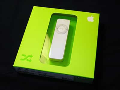 Review: Apple iPod shuffle New Users' Review