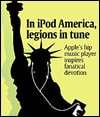 iPod scores USA Today cover story