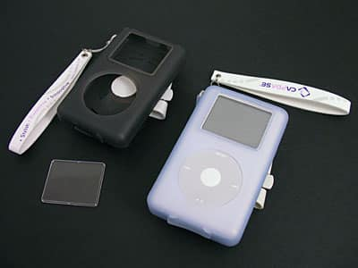 Review: Capdase Flip Top Leather Case for 4G and photo iPods