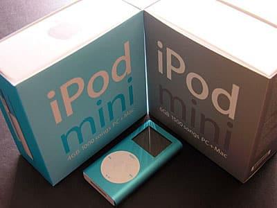 Review: Apple iPod mini 4GB/6GB (Second-Generation)