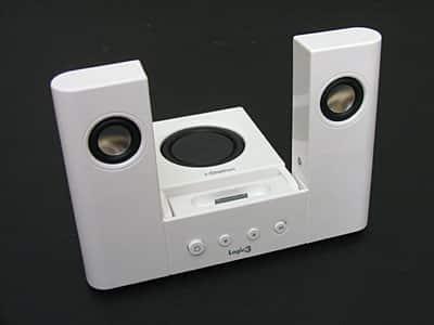 Review: Logic3 i-Station Portable Speaker System
