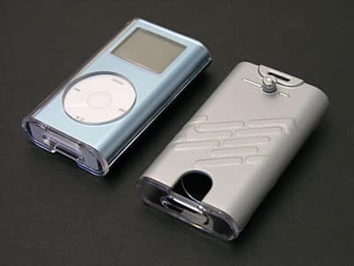 Review: Innopocket Magnesium Case for iPod mini