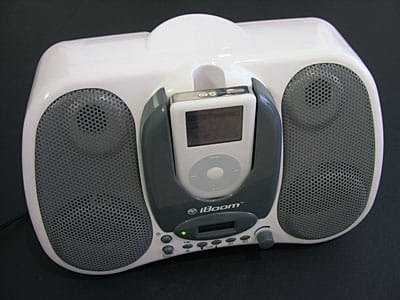Review: DLO iBoom Speakers with FM Radio and BoomBag