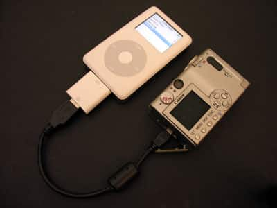 Review: Apple iPod Camera Connector