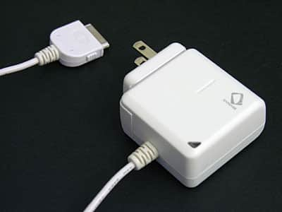 Review: Capdase Universal AC Adapter for iPod Series