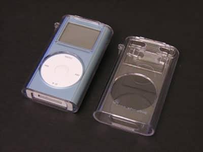 Review: Proporta Clear iPod mini Cases